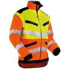 PFANNER Klima AIR Warnjacke Arbeitsjacke orange EN 471 Jacke Waldarbeit Forst