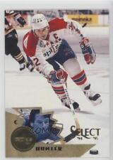 1994-95 Select #33 Dale Hunter Washington Capitals Hockey Card
