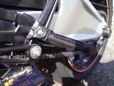1Paar ALUMINIUM FUSSRASTEN   KTM RC8 1190   BLACK NEW