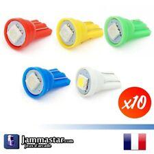 Lot de 10 LED CMS 12V pour boutons Arcade - Push Buttons