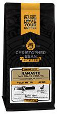 Christopher Bean Coffee NAMASTE 1-12-Oz Bag