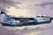 Hobby Boss 80347 1/48 A-7K Corsair II Aircraft Model kit
