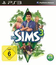 Sony PS3 Die Sims 3 Schicksal Simulation Playstation Kultspiel gebraucht OVP The