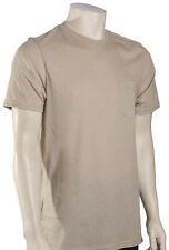Volcom Heather Pocket T-Shirt - Oatmeal - New