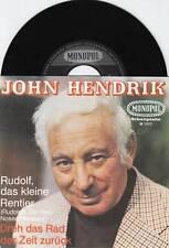 JOHN HENDRIK Rudolf, das kleine Rentier 45/GER/PIC