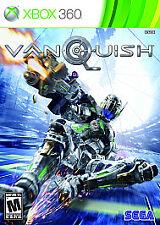 Vanquish (Microsoft Xbox 360, 2010) COMPLETE Video Game Best Deals & Prices