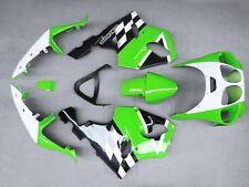 ABS Fairing Bodywork Set Fit For Kawasaki Ninja ZX7R 1996-2003 97 98 01 02 Green
