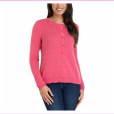 Hilary Radley Ladies' Button Down Long Sleeve Cardigan Variety