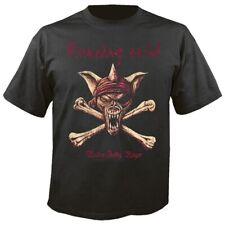 RUNNING WILD - Under Jolly Roger - Crossbones T-Shirt