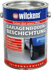 Garagenfarbe Betonfarbe Estrichfarbe Garagenboden Beschichtung Farbe Wilckens
