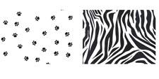 """Design Tissue Paper - 20"""" X 30"""" - 12 or 24 Sheet Packs Pom Gift Favors"""