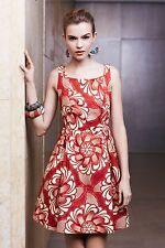 NIP Anthropologie Legend & Song Dutch Wax Dawa Dress Sz 10