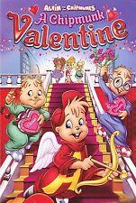 Alvin and the Chipmunks - A Chipmunk Valentine (DVD, 2007)