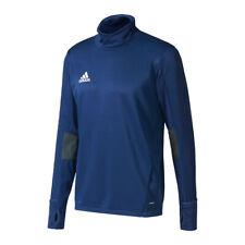 Adidas Tiro 17 Trainingstop Azul Oscuro Gris