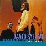 DAVID SYLVIAN  ROBERT FRIPP    THE FIRST DAY    CD