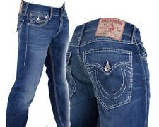True Religion brand men's classic jeans General Lee monarch wash MJHV43Y40
