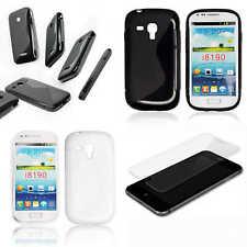 Tempered Glass und Case Apple I phone H9 Echtglas Protector Mobilphone Handy