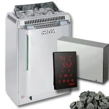 HARVIA Topclass-Combi Sauna Kombiofen 6 / 8 / 9 kW + Steuerung Xenio CX110-C