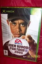 Tiger Woods PGA Tour 2005 (Xbox) PAL