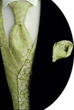 VESTE DE MARIAGE AVEC PLASTRON,Pochette costume. Cravate nr. 13.4 gr. 44-62 &