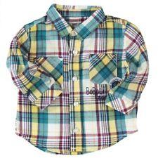 Niño Camisa a cuadros gr. 74 80 86 von Boboli