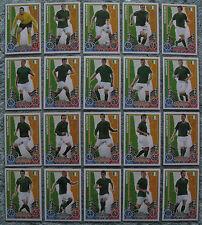 Match Attax TCG Choose One 2012 Republic of Ireland Card from List (Euro 2012)
