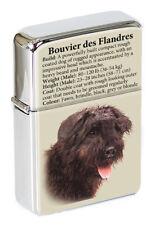 Bouvier des Flandres Flip Top Lighter in Gift Tin
