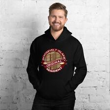 """Roosevelt Island Original Resident"": Hooded Sweatshirt"