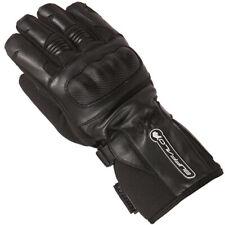 Buffalo Shadow Leather Motorcycle Gloves Waterproof Motorbike Thermal Winter