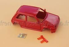 UO voiture 1/43 Renault super 5 GT cinq rouge collector Heco miniatures car