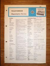 Service Manual for radio Tele M Studio 22/M studio 44,ORIGINAL