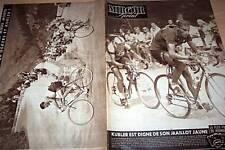 MIROIR SPRINT 1950 N 216 TOUR DE FRANCE: NÎMES - TOULON