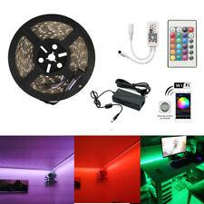 10M RGBWW RGB+warmweiß 5050 SMD LED Stripe Streifen Band WiFi Controller Alexa