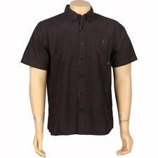 JSLV Sunday Woven Short Sleeve Shirt (charcoal) MWV8003CHAH