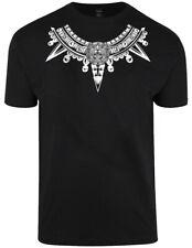 Native american Indian Aztec Mayan Calendar T shirt Tribal tattoo Design Gear