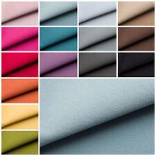 novely® TRITON Microfaser Velours Wildleder Optik 22 Farben Möbelstoff Polsterst