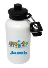Octonauts - Personalised Kids/Drinks/Sports Childrens Water Bottle