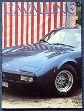 Cavallino Ferrari Testarossa Magazine N ° 46 1988