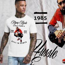Rap artist tribute T-shirt, hip hop music, West Coast, Los Angeles, California