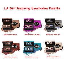 LA GIRL Inspiring Eyeshadow Palette / Pick One Shade