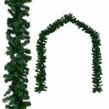 vidaXL Weihnachtsgirlande PVC Tannengirlande Türgirlande Weihnachten 5/10/20m
