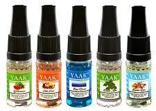 Liquid 5 x 10 ml / YAAK® E-Liquid Mix12 in versch. Nikotinstärken / 22,98€/100ml