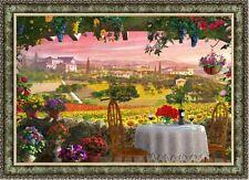 """Chamberart Jigsaw Puzzle 2,000pcs [Paper] 29*20"""" [73.5*51cm] Tuscany Village"""