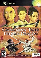 Xbox : Crouching Tiger, Hidden Dragon VideoGames