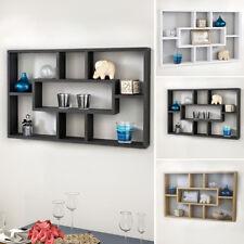 NEW Space Saving Floating Wall Shelves Display Shelf Bookshelf Storage Unit