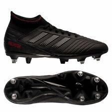 Scarpe da calcio uomo tacchetti misti ADIDAS Predator 19.3 SG nero G26981 eaf629fa4ba