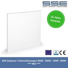 Infrarot / Infrarotheizung Wandheizung Heizung Heizpaneel 350W/ 550W/ 750W/ 950W