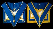 masonic regalia-Craft-Craft Provincial Dress & Undress Apron + Collar Packages