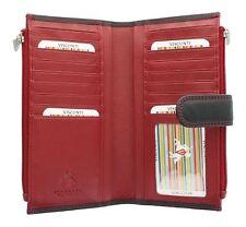 Visconti Colorado Collection Ladies Leather JADE Purse RFID blocking CD23