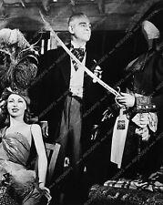 Boris Karloff from Lured film scene 1737-27